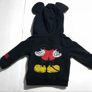 6fb03f4e5 Disney Shirts & Tops | I Am Mickey Mouse Baby Hooded Sweater | Poshmark